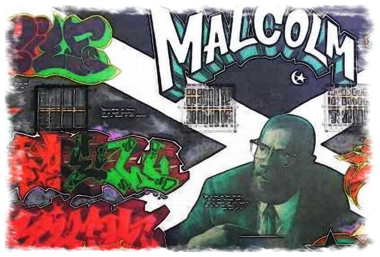 MalcolmMural