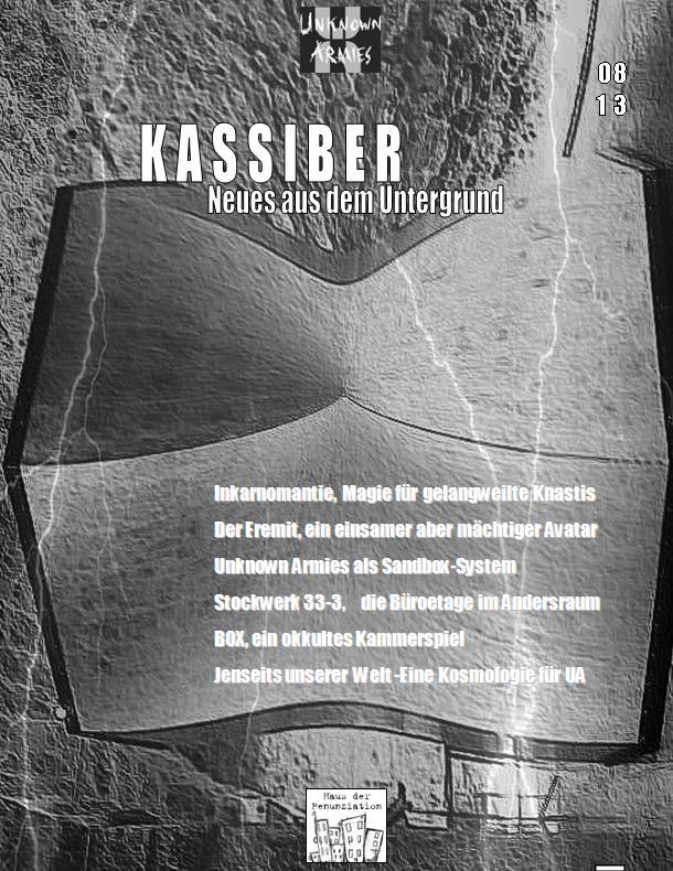 Kassiber8_Cover