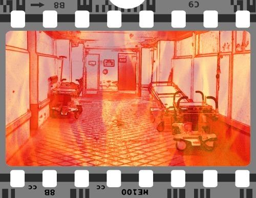 Creepy Hospital (c) Wendigogo l2014