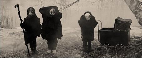 creepykids (c) wendigogo 2016